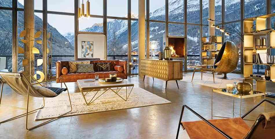5 claves infalibles para plantear la decoración de un loft