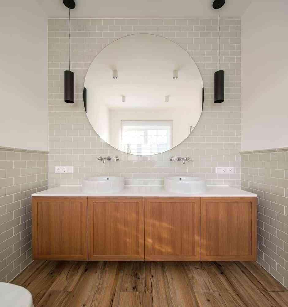 Espejos de baño: claves para escoger el modelo más adecuado