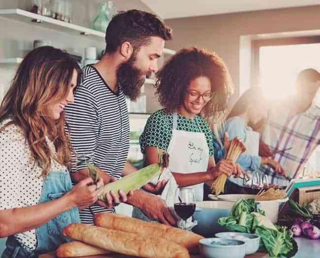 la cocina en el siglo XXI