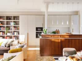 Kitchens - open concept