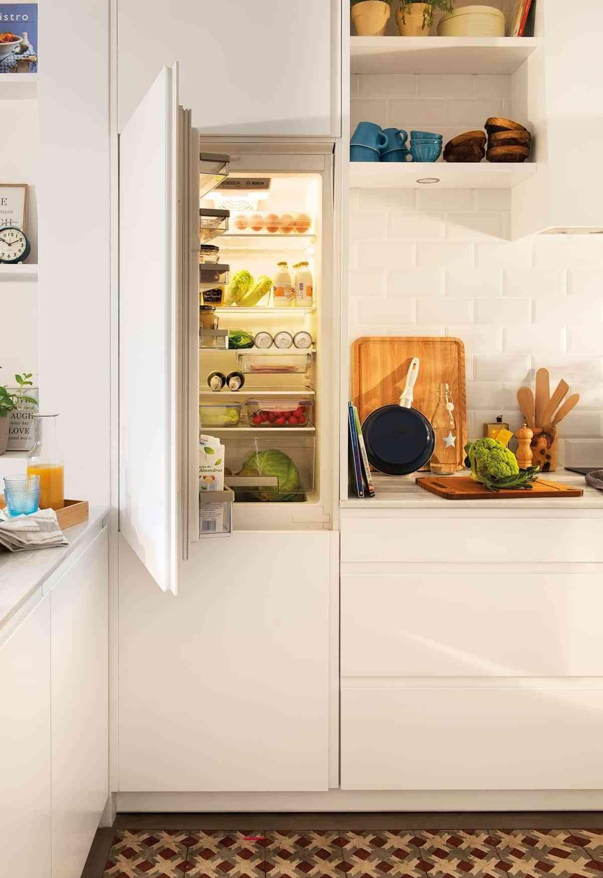 Paneled kitchens