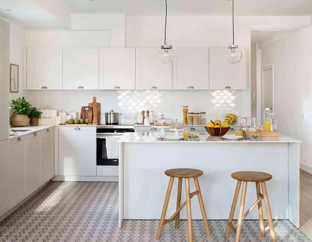 Kitchens - tiles