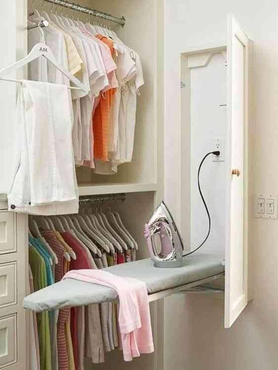 save the ironing board IX