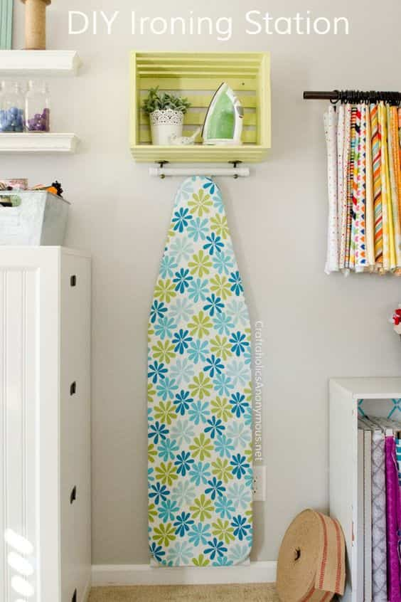 save the ironing board VII