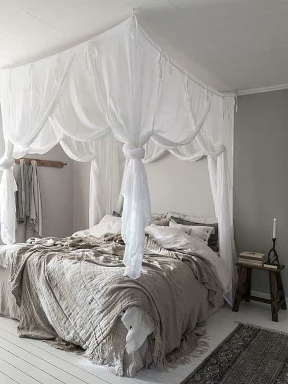 make a canopy for bed II