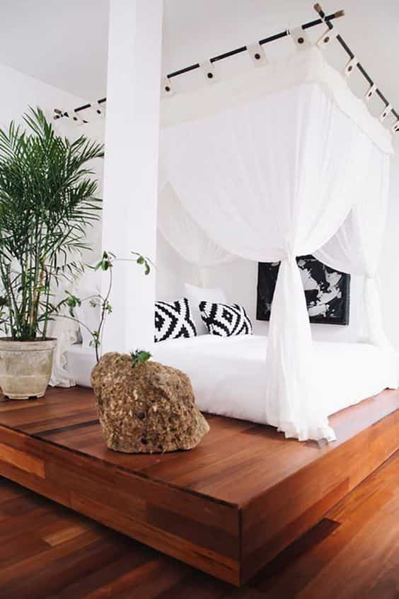 make a canopy bed IV