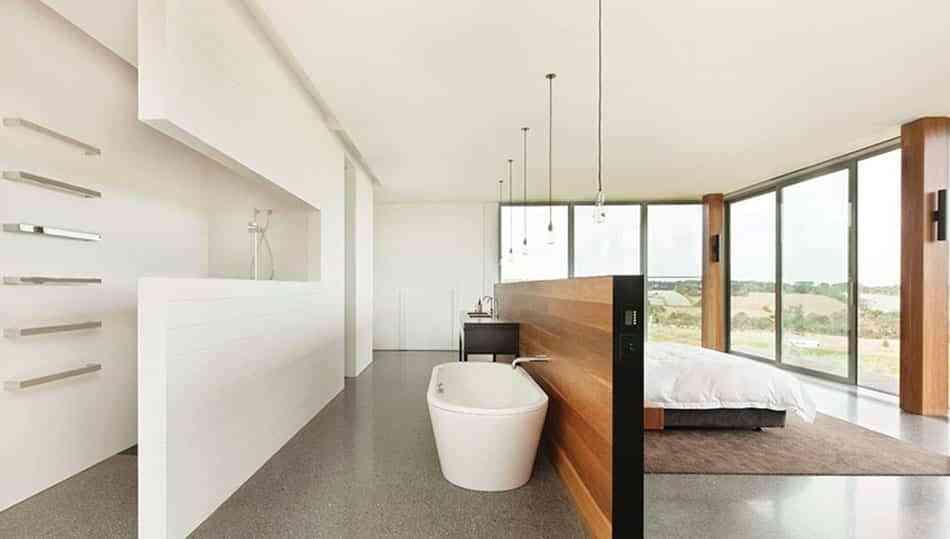 Todo lo que tienes que saber sobre los baños integrados en el dormitorio