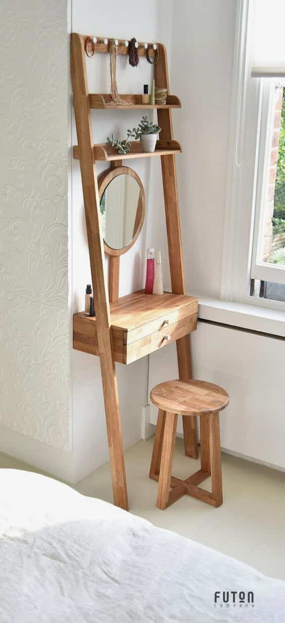 dressing table in the bedroom V
