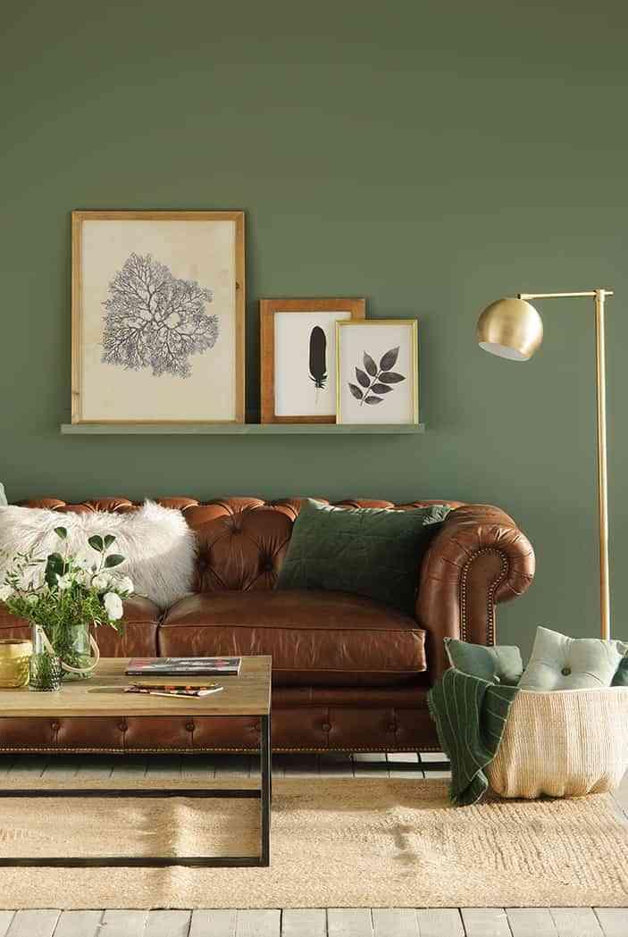 Pinturas para interiores: guía básica para la decoración interior