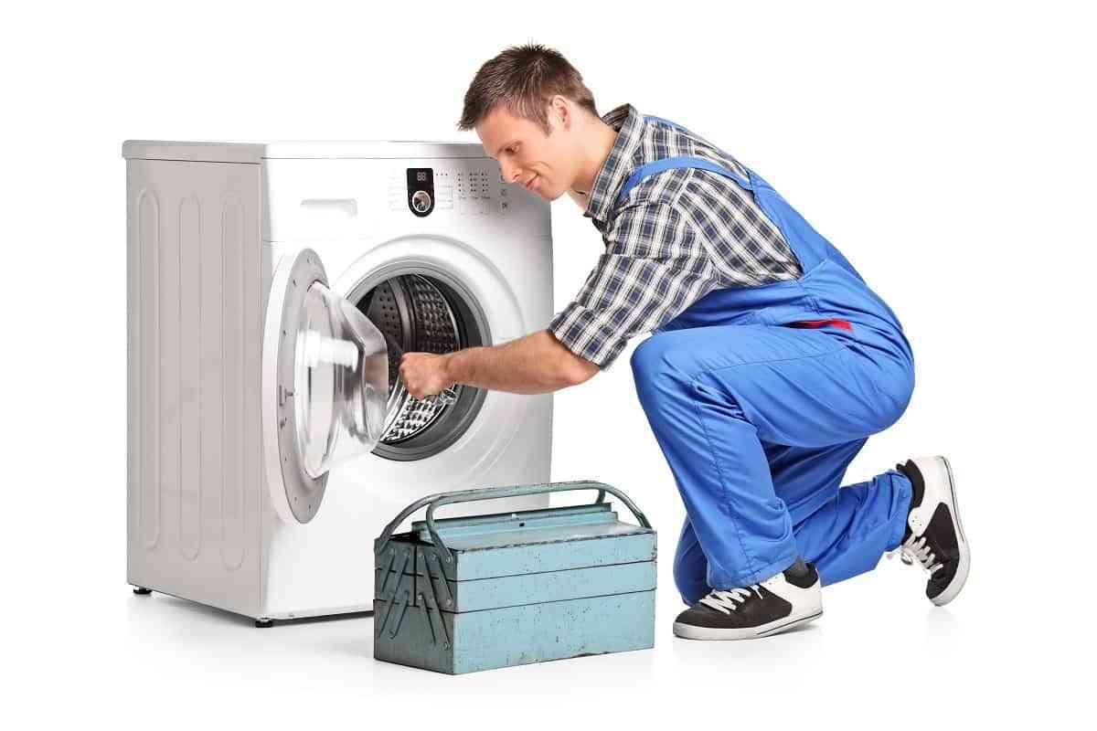 Cómo reparar tu lavadora fácil paso a paso