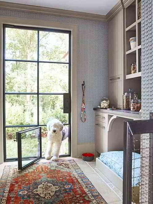Diseño interior para mascotas. Porque ellos también son parte de la familia