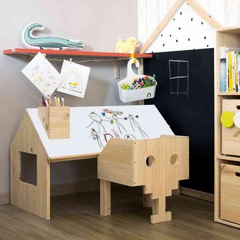 redecorar la habitación de tus hijos
