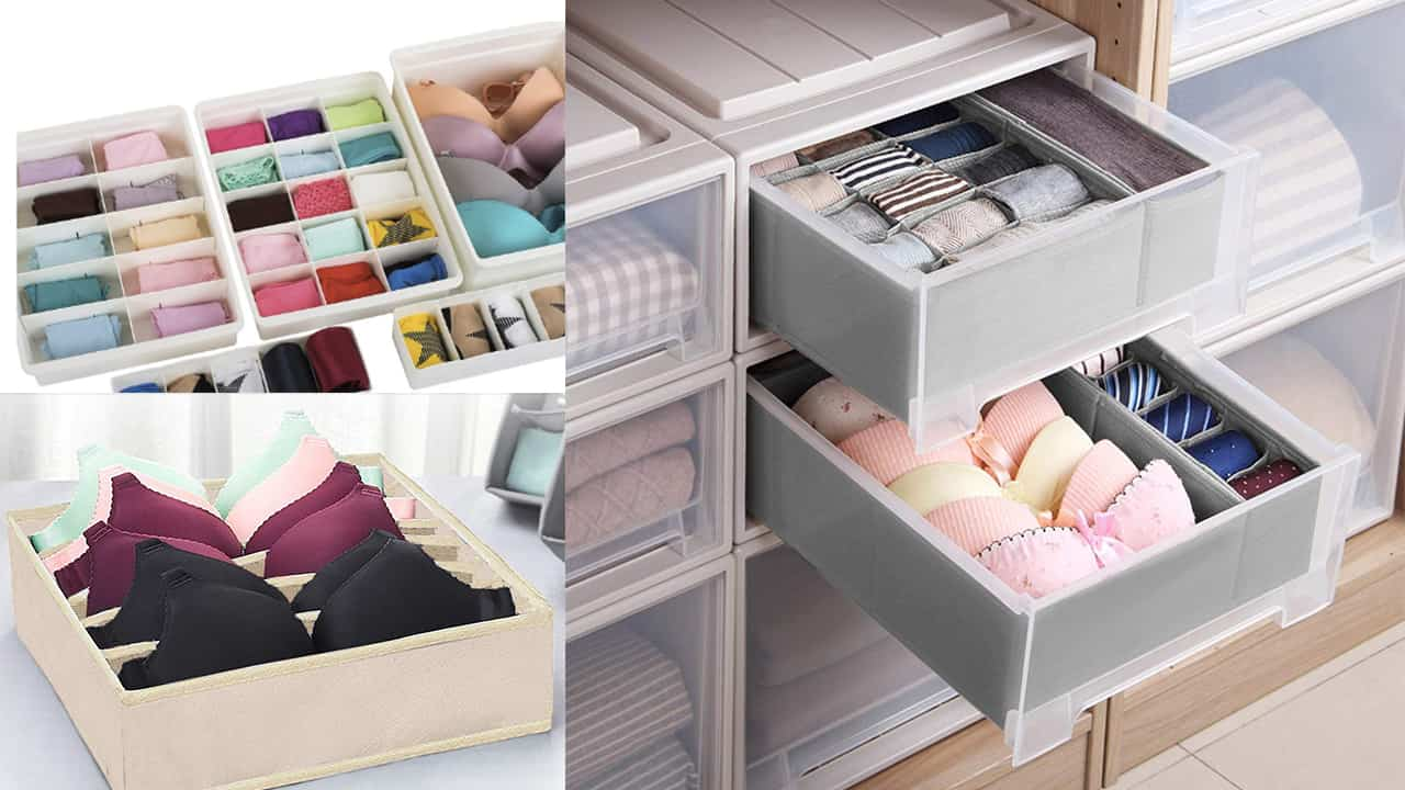 organizar la ropa interior IX