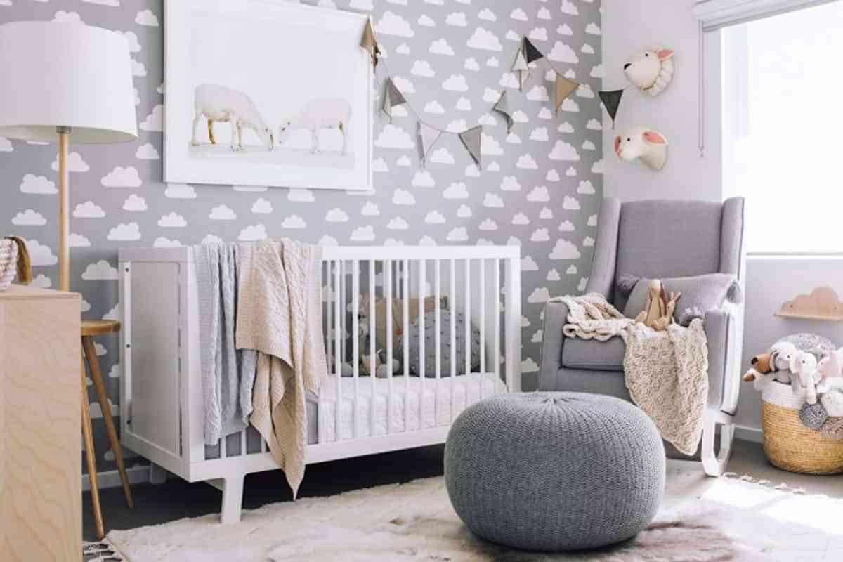 Cómo decorar la habitación del bebé: tendencias y consejos
