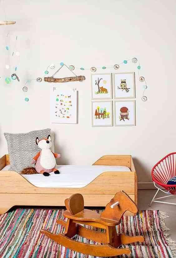decoracion infantil con animales IX