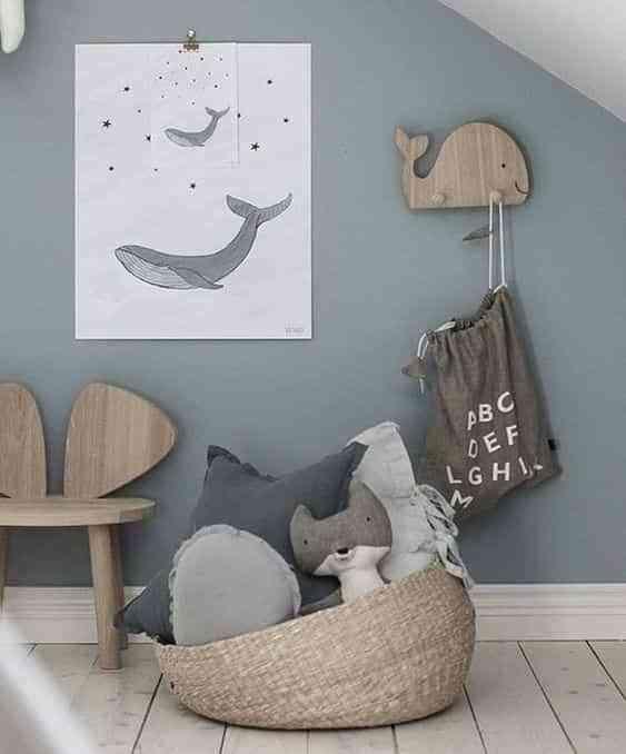 decoracion infantil con animales V