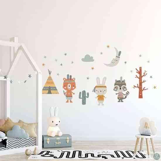 decoracion infantil con animales XI