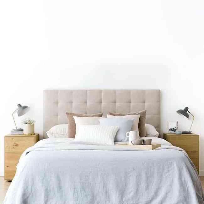 hacer la cama