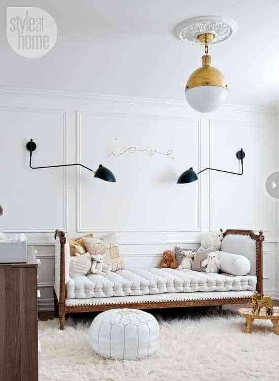 muebles antiguos en casas modernas IX