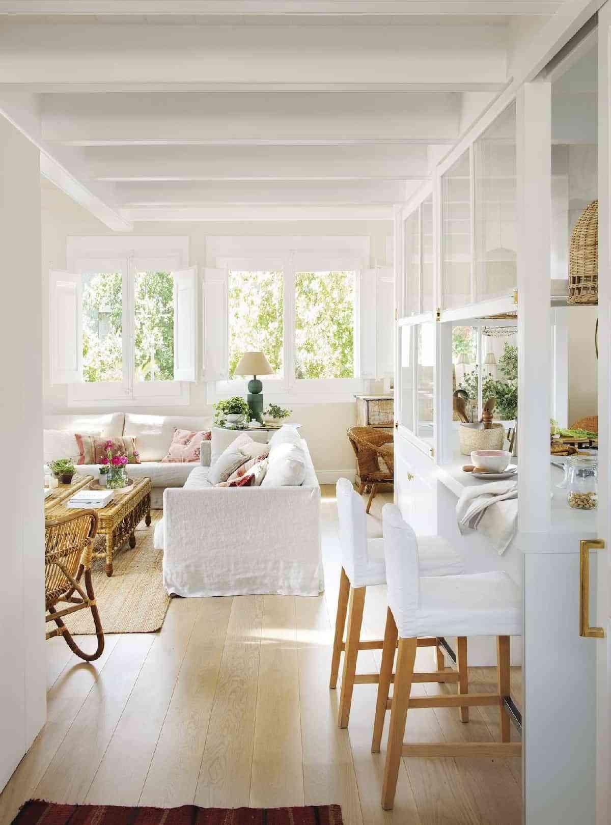 Decora tu hogar con diferentes tipos de iluminación