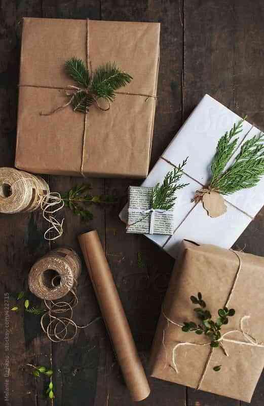 envolver regalos de forma original II