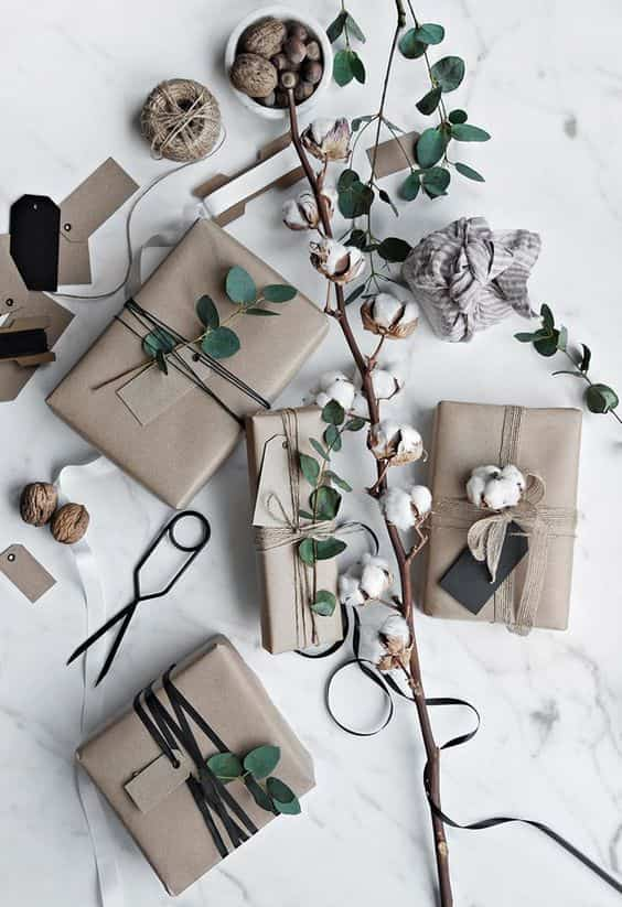 envolver regalos de forma original VII