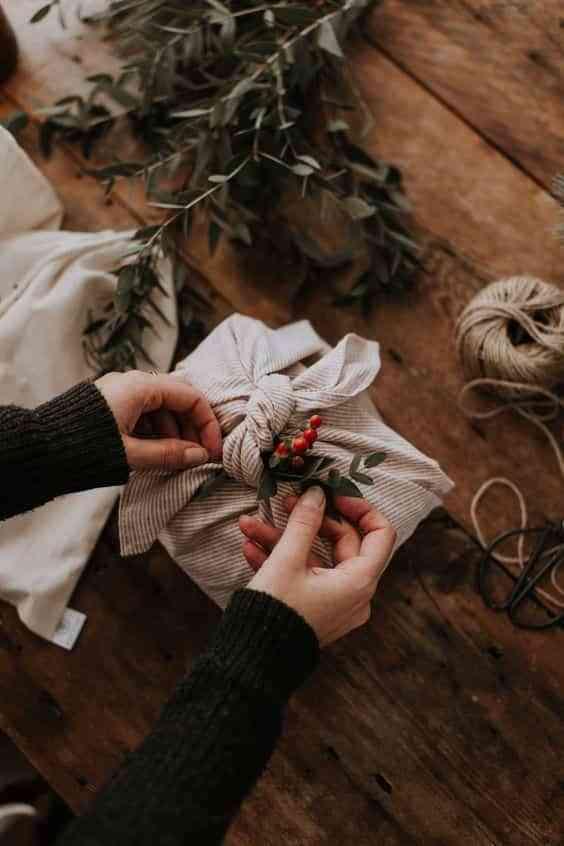 envolver regalos de forma original VIII