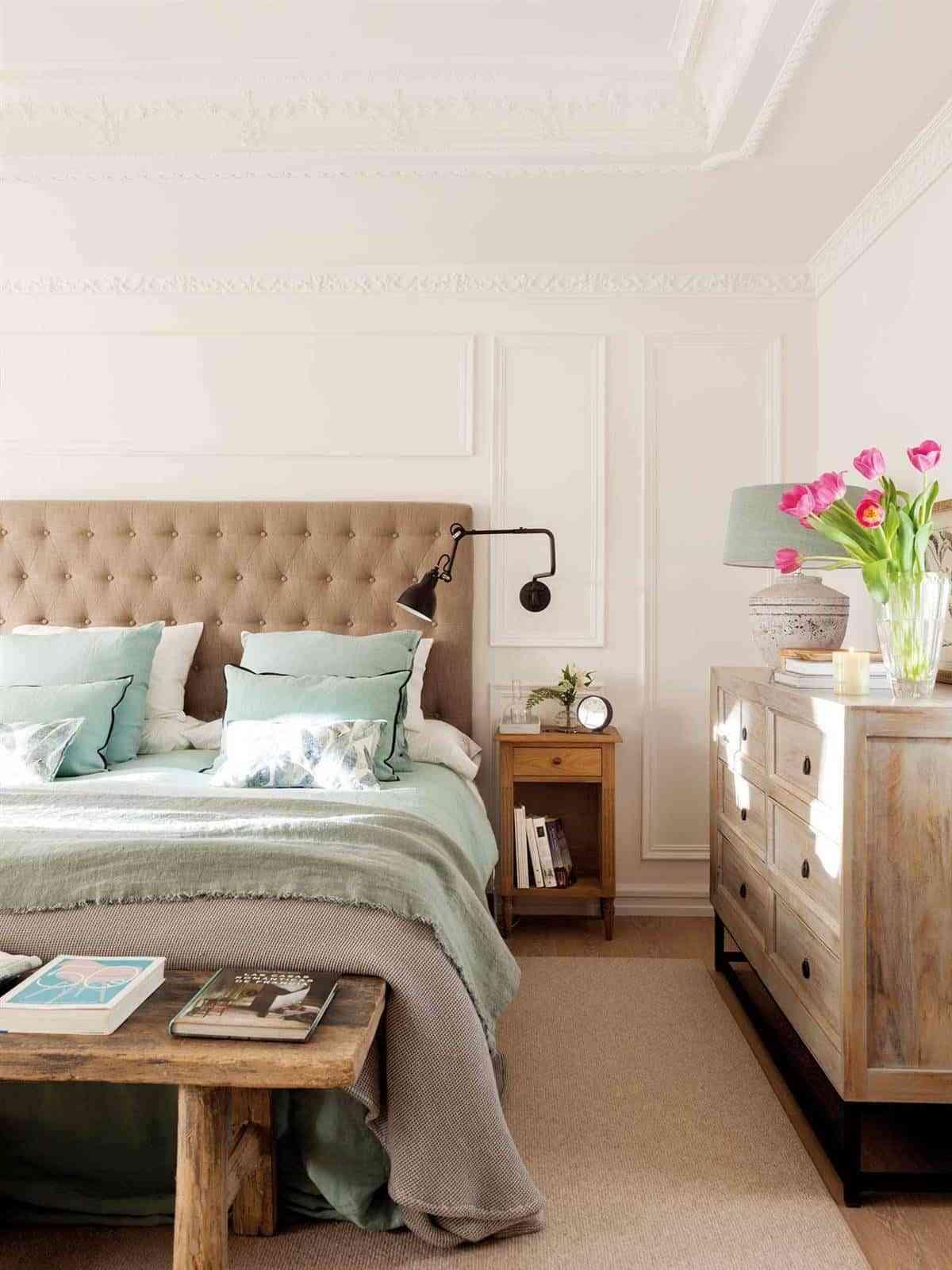 Claves para conseguir un dormitorio más acogedor y saludable