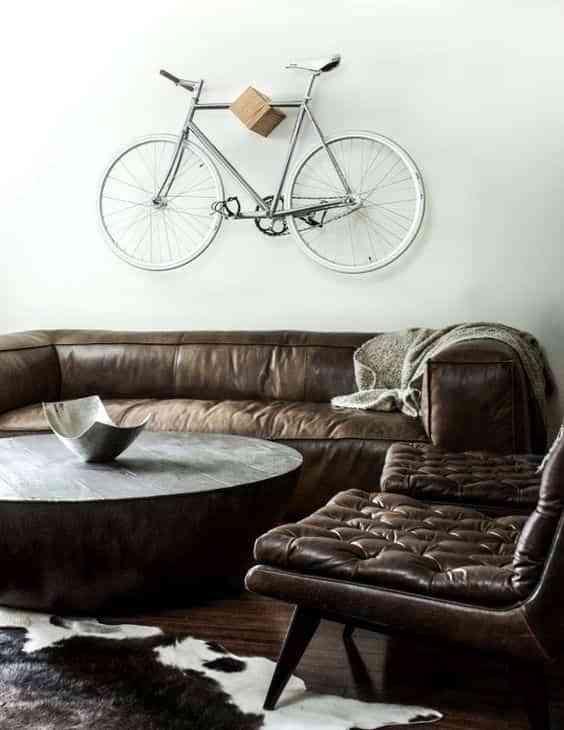 guardar la bicicleta en casa III