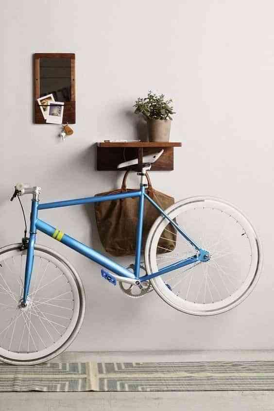 guardar la bicicleta en casa IV