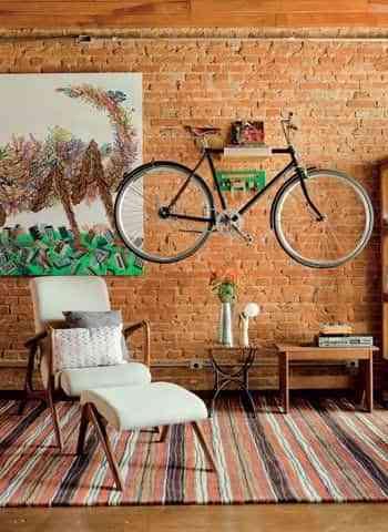 guardar la bicicleta en casa VIII