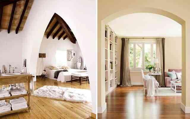 arcos en casa V