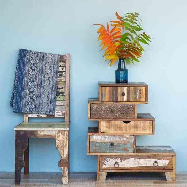 ideas fáciles de reciclaje, restaurar muebles, reciclar