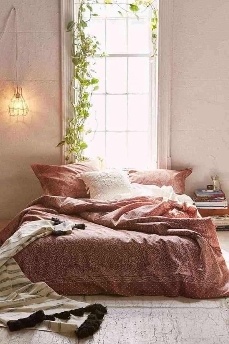 camas deshechas teja