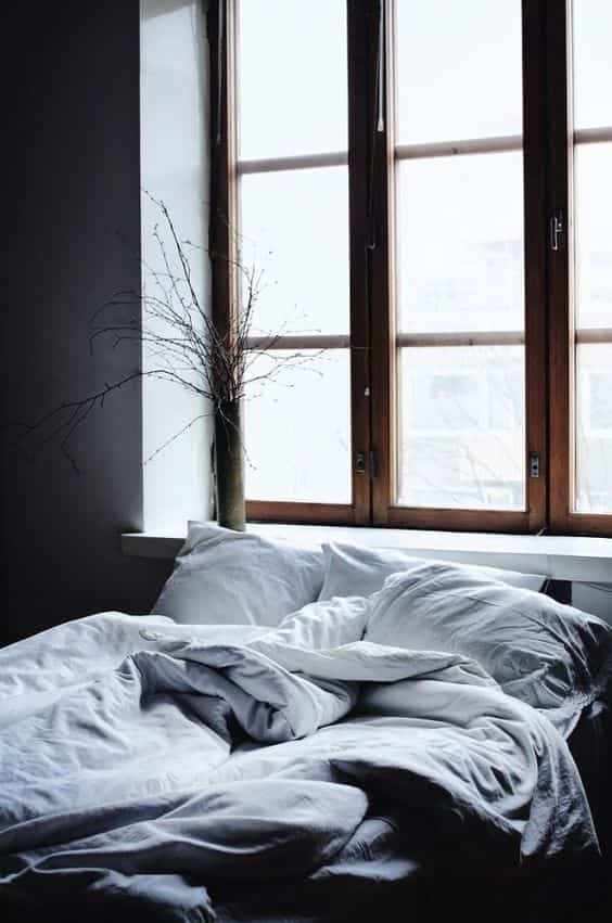 camas deshechas