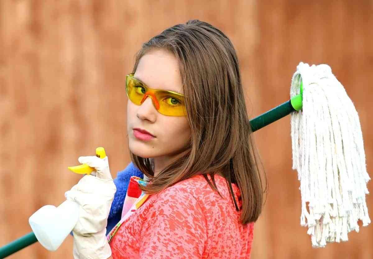 7 secretos para limpiar tu casa en la mitad del tiempo