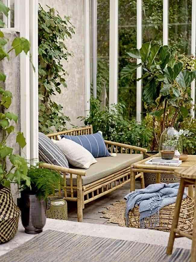 tropico en casa, muebles fibra