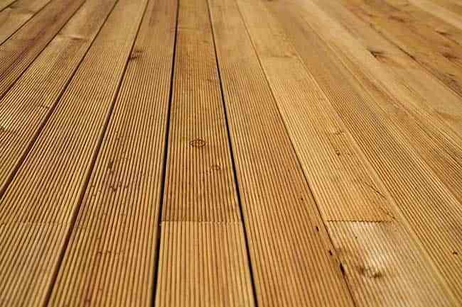 Suelos de madera como nuevos
