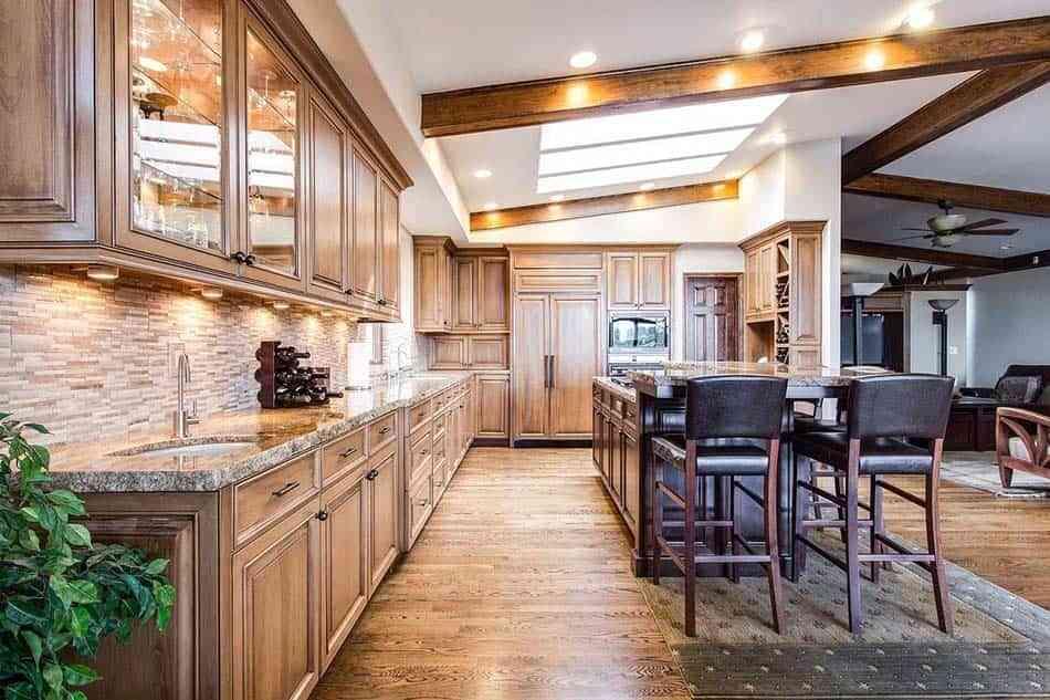 materiales de muebles de cocinas
