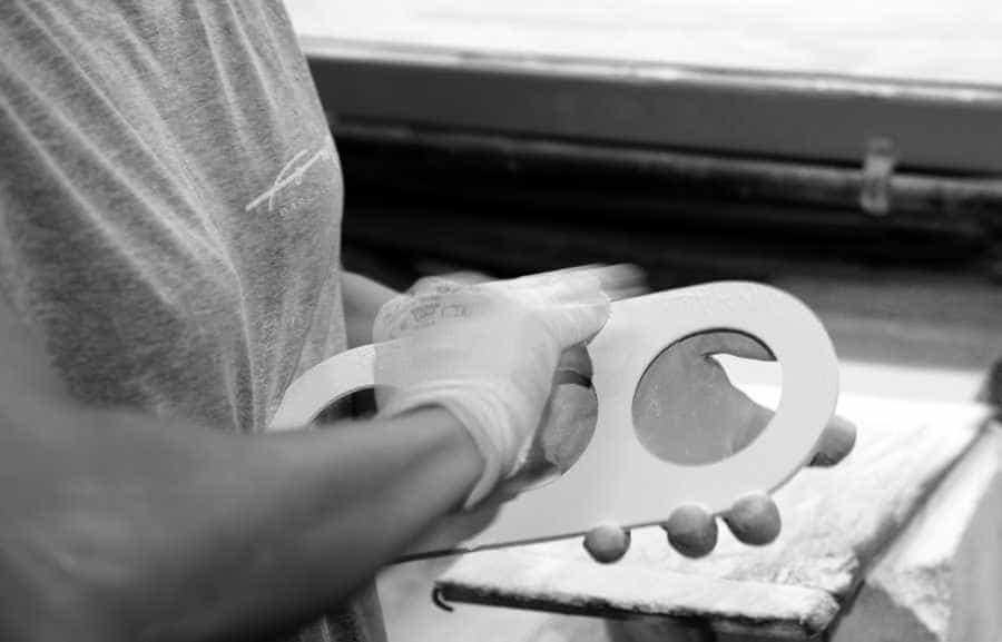 FONTINI nos muestra el proceso de fabricación de su porcelana