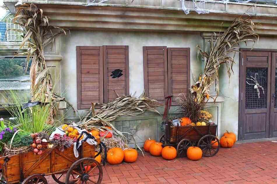 decorar la casa en halloween