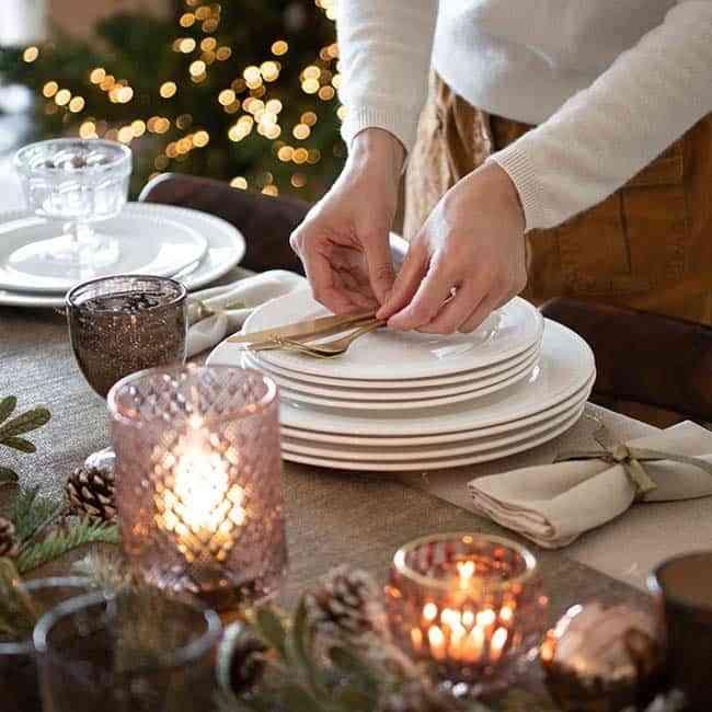Ideas para poner una mesa de fiesta