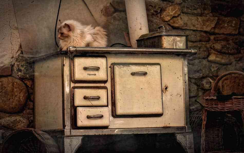 estufas y cocinas de leña