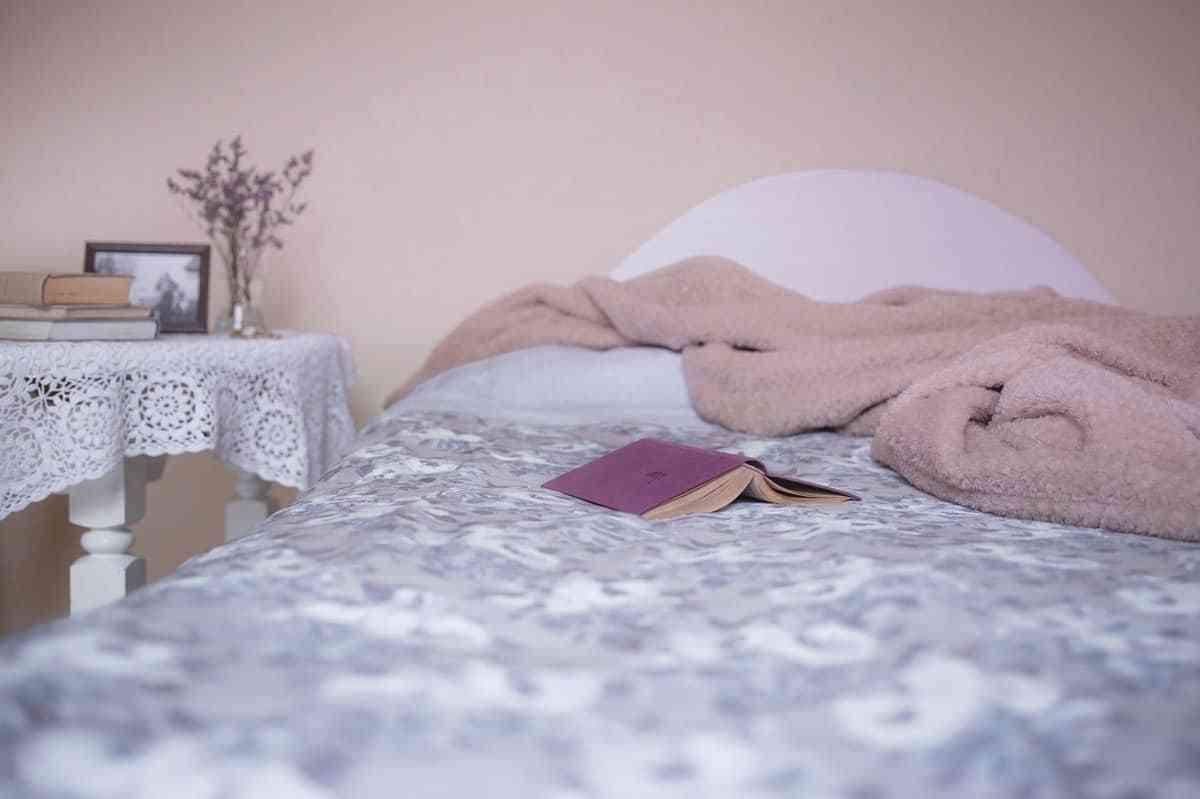 dormitorio caliente