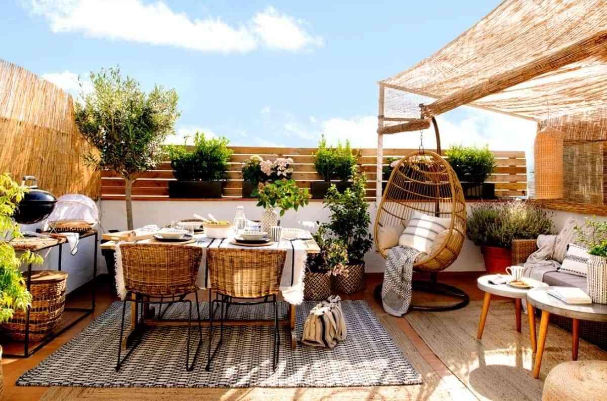Ideas para poner a punto la terraza