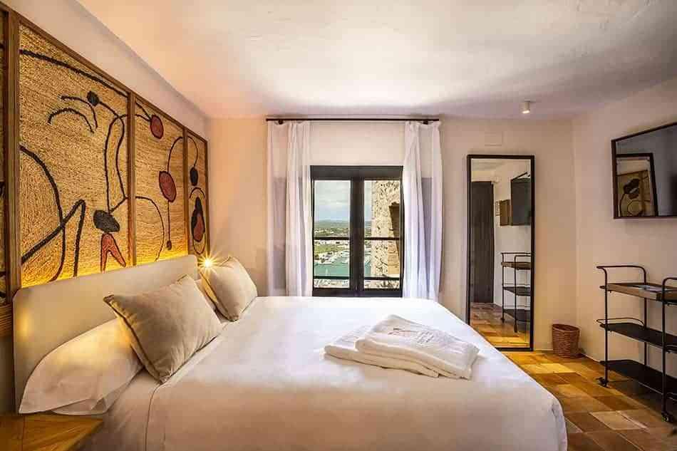 Un hotel con encanto