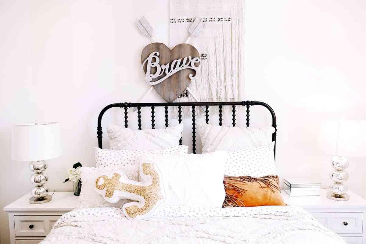 Dormitorio de chica adolescente