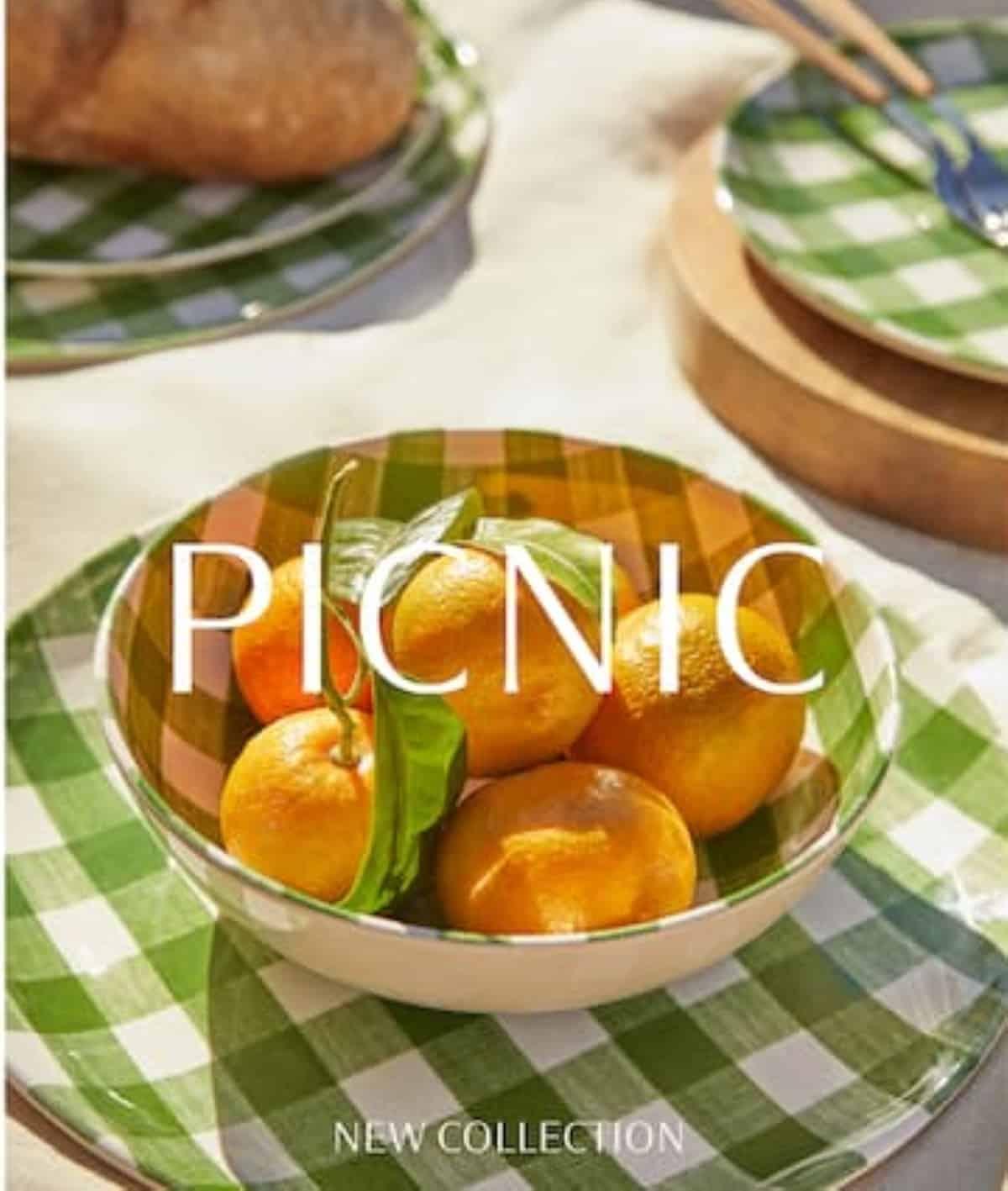coleccion picnic zara home