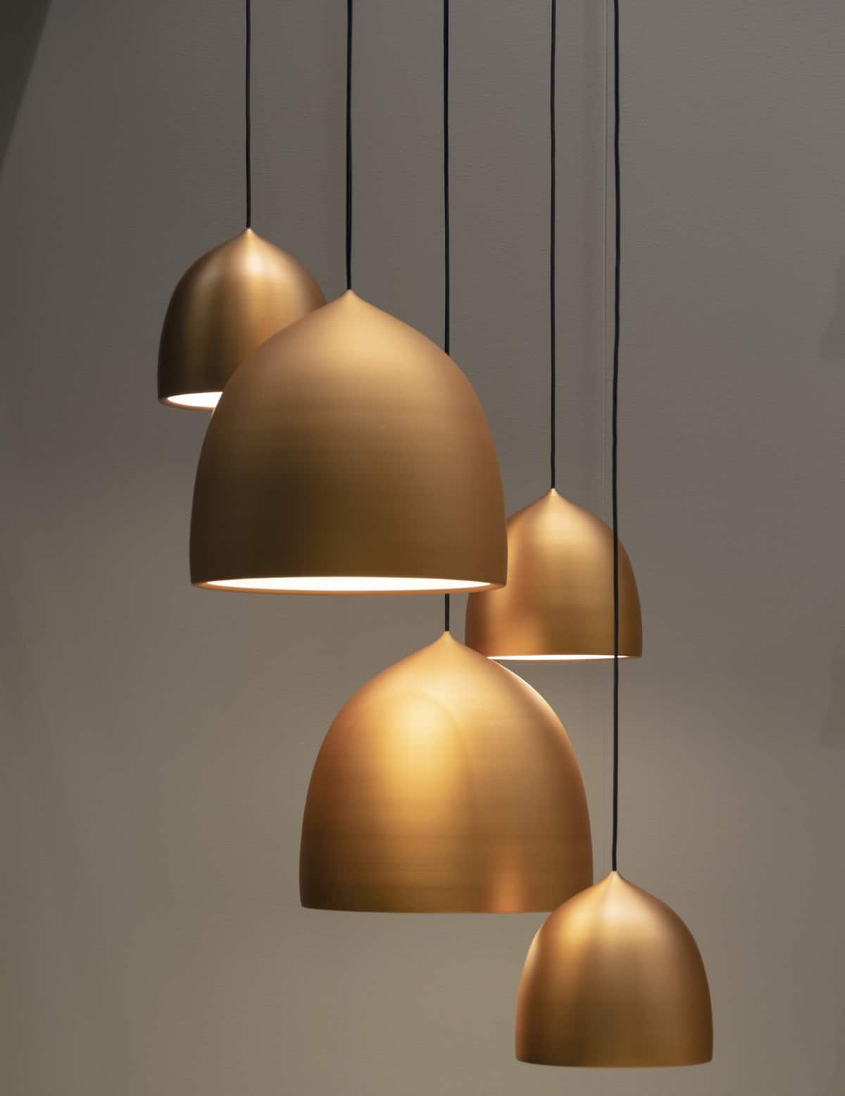 lamparas color cobre