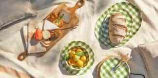 manteleria picnic zara